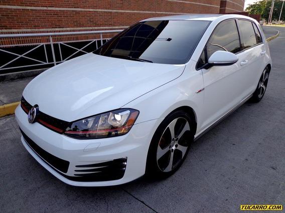 Volkswagen Golf Gti-turbo