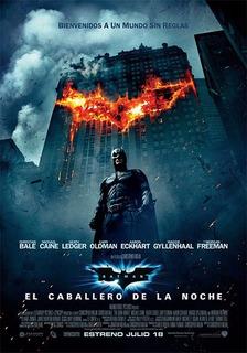 Dvd - Batman El Caballero De La Noche