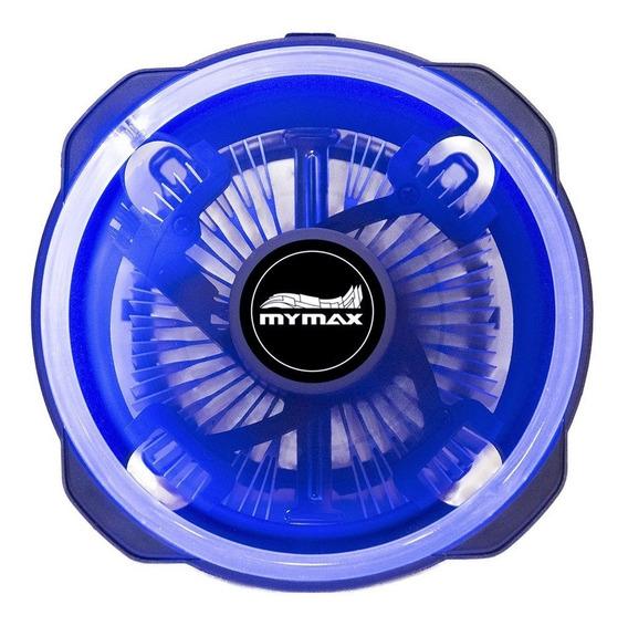 Cooler Led Gamer Mymax 120 Mm Intel Amd Universal Am4 1155