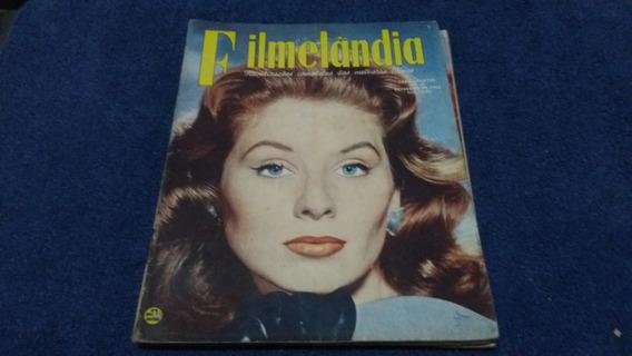 Revista Filmelandia Nº 39 - Fevereiro De 1958 - Raridade
