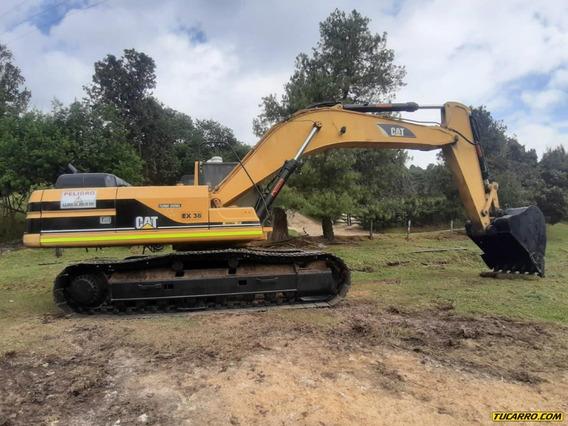 Excavadora Oruga Caterpillar 330bl