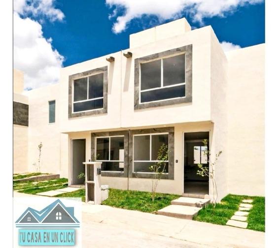 ¡¡ Amplia Casa Residencial Ubicada En Pachuca!!