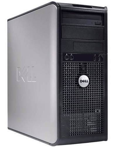 Cpu Dell Optiplex Torre 780 Core 2 Duo 8gb Ddr3 250gb Wifi