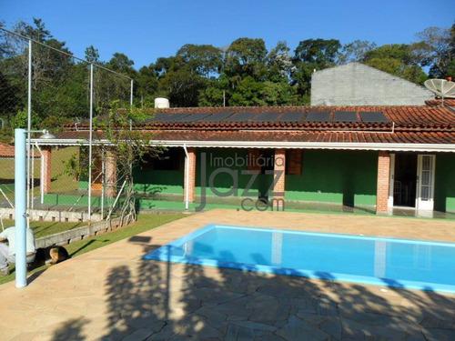 Chácara À Venda, 5090 M² Por R$ 700.000,00 - Bairro Morro Azul - Itatiba/sp - Ch0226