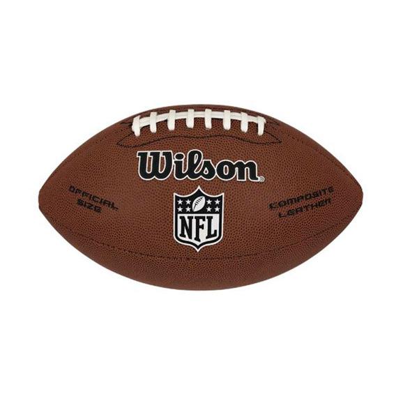 Balón De Futbol Americano Avalado Nfl Limited #9 Wilson
