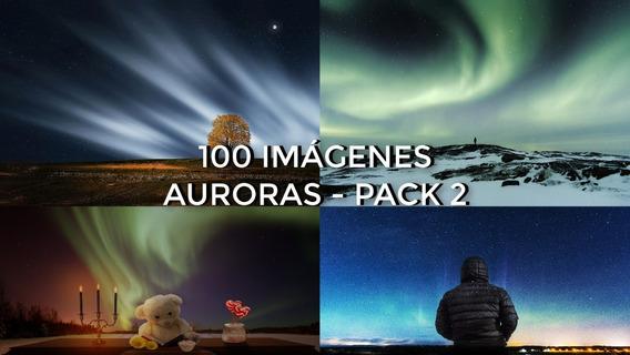 100 Imágenes Auroras Boreales (2) Desarrollo Web Wallpapers
