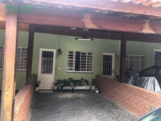 Sobrado Com 2 Dormitórios À Venda, 60 M² Por R$ 280.000 - Jardim Adriana - Guarulhos/sp - So1727