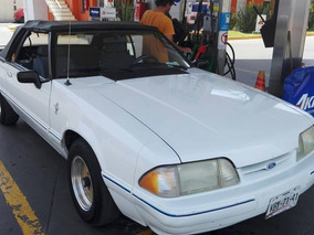 Impecable Ford Mustang Convertible De Coleccion