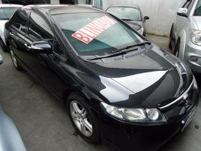 Honda Civic Exs 2008 - Blindado