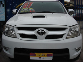 Toyota Hilux 3.0 Srv 4x4 Cd 16v Turbo Intercooler
