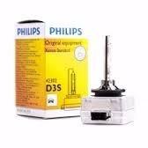 Par De Lampada Philips Reposição D3s Xenstart 8000k Branca