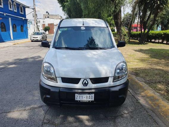 Renault Kangoo 2011 Std Con Aire Desde El 20% De Enganche