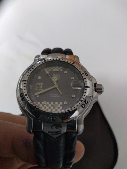 Relógio Tag Heuer 6000 Senna