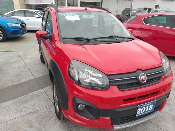 Fiat Mobi 1.0 Like Mt 2018