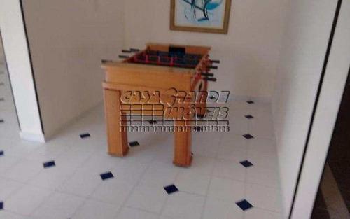 Imagem 1 de 19 de Excelente Apartamento Em Praia Grande, Vila Caiçara - V4474