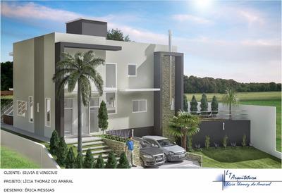 Casa Duplex Condomínio Terras De Atibaia / Ca-392