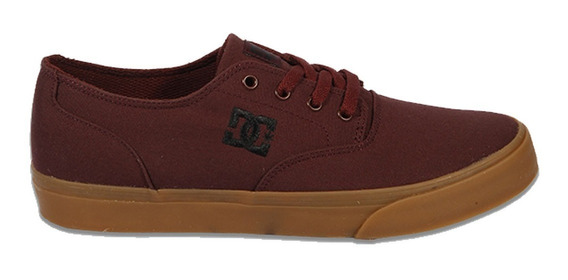 Tenis Mujer Dama Flash 2 Tx Mx Vino Adys300417-mar Dc Shoes