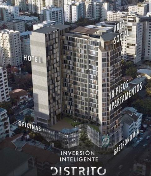 Proyecto De Apartamentos, Plaza Y Oficinas, Distrito Piantin
