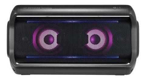 Caixa De Som Portátil Lg Xboom Go Pk7 Bluetooth 40w, Não Jbl