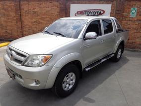 Toyota Hilux Doble Cabina 4x4 Gasolina