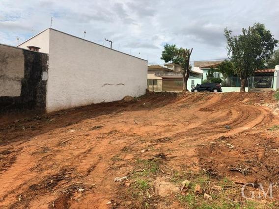 Terreno Para Venda Em Presidente Prudente, Jardim Itaipu - Tc0029