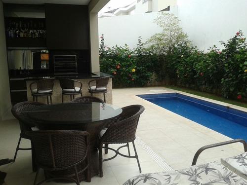 Imagem 1 de 12 de Venda De Casa No Residencial Genesis 1 - Ca02984 - 68678998