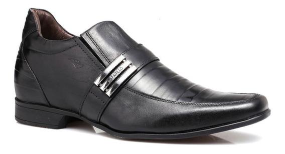 Sapato Rafarillo Vegas Alth Você + Alto 7cm 3246 Couro