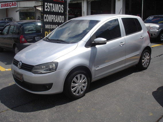 Vw-volkswagen Fox Trend Imotion 1.6 Flex 2011, Único Dono Co