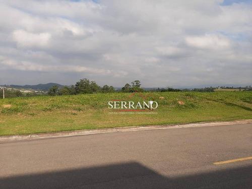 Terreno À Venda, 895 M² Por R$ 900.000,00 - Condomínio Campo De Toscana - Vinhedo/sp - Te0421