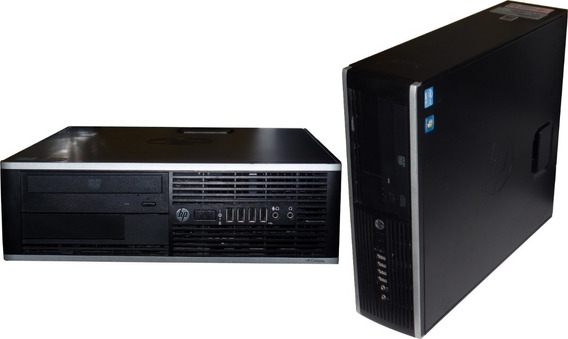 Cpu Hp Pro 6300 Sff Intel Core I3 3.30ghz, 4gb Ram Ddr3, Hd 250gb