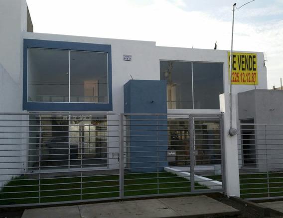 Preventa Hermosas Y Modernas Casas Nuevas De Gran Amplitud