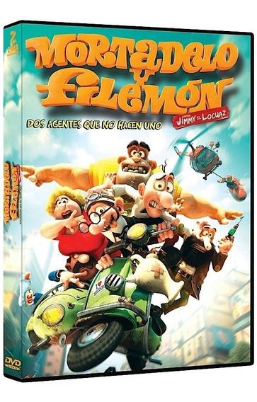Mortadelo Y Filemon Contra Jimmy El Locuaz Pelicula Dvd