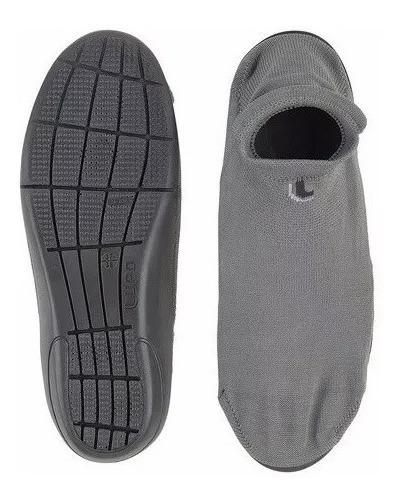 Meia Lupo Am Home Socks Solado De Borracha Descanso Pé 11100