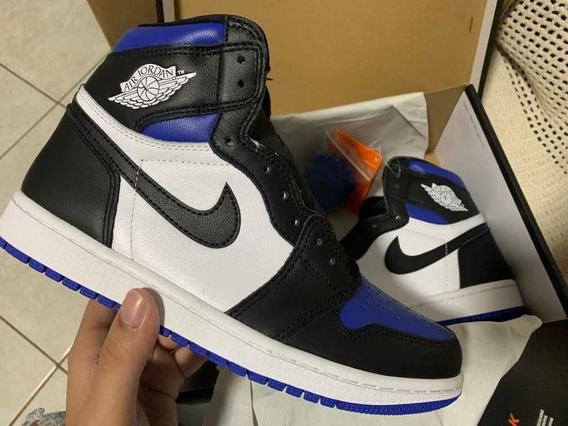 Air Jordan 1 Royal Toe - 39