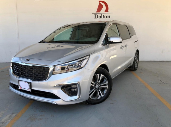 Kia Sedona Sxl At 2020 Plata Brillante