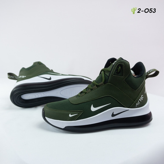 Zapatos Tenis Bota Nike 720 Hombre Mujer - Envio Gratis