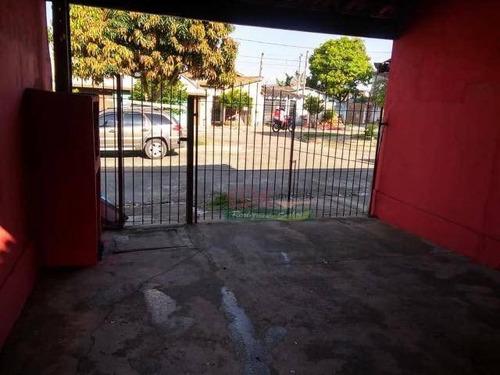 Imagem 1 de 7 de Casa Com 2 Dormitórios À Venda Por R$ 205.000,00 - Jardim Americano - São José Dos Campos/sp - Ca4832