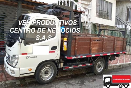Camion Foton Bj1039 Ferretero Modelo 2020