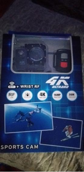 Câmera Esporte 4k Nova
