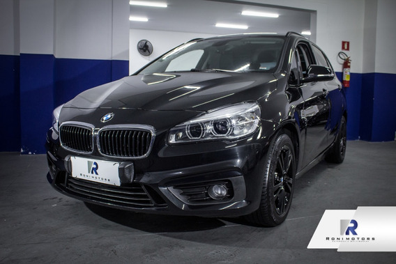 Bmw 220i Active Tourer 2.0 Turbo Flex 2018