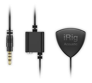 Irig Acoustic Micrófono De Alta Calidad Para Instrumentos Ac
