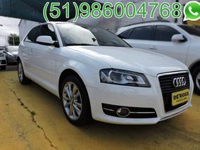 Audi A3 2.0 2p Aut 2011