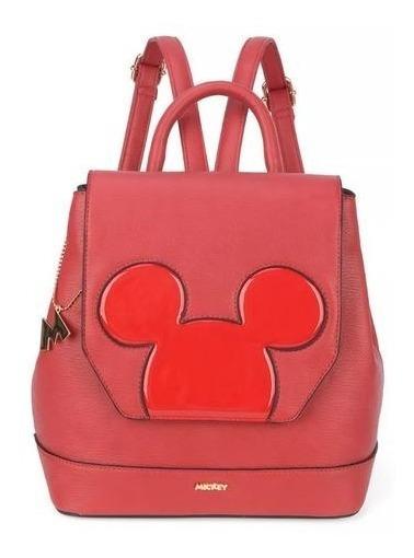 Bolsa Alça Couro Sintético Mickey Mouse Disney 78377