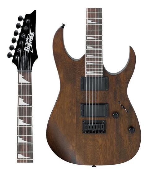 Guitarra Ibanez Gio Grg 121dx Wnf Walnut Flat