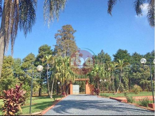 Chácara Com 3 Dormitórios À Venda, 8000 M² Por R$ 750.000 - Capoavinha - Salto De Pirapora/sp - Ch0012