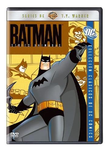 Batman La Serie Animada - Serie Completa En Dvd