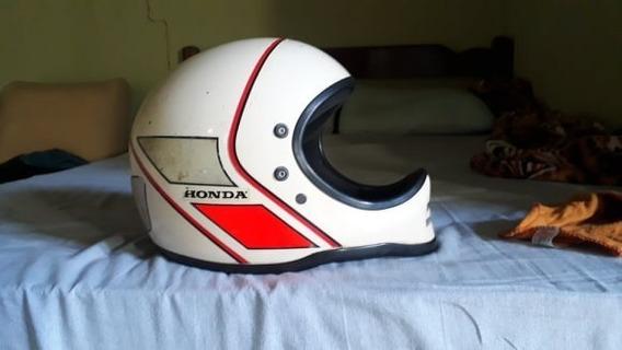 Capacete Da Honda Original Xlx350 1988