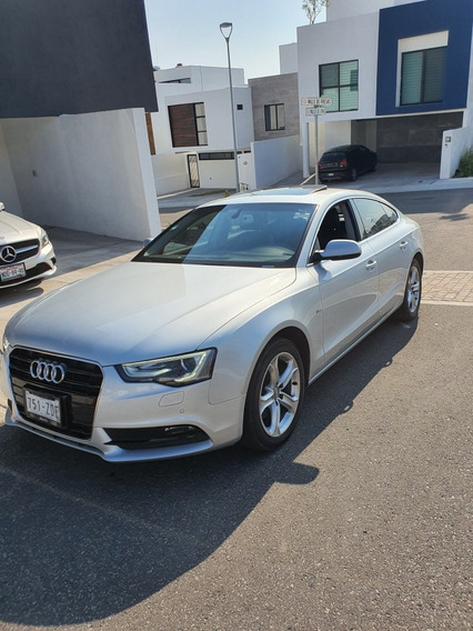 Audi A5 1.8 Spb T Luxury Multitronic Cvt 2013