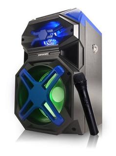 Parlante Inalambrico Bluetooth Panacom Sp3414wm 2500 Watts