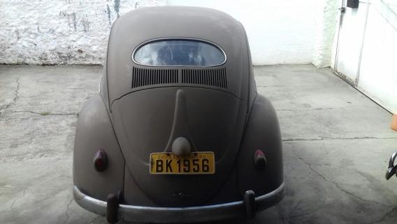 Volkswagen Fusca 1956